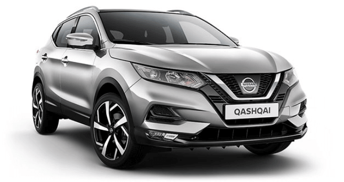 rent Nissan Qashqai