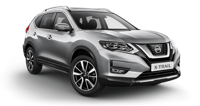 rent a Nissan X-Trail in Iceland