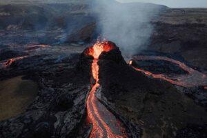 Iceland's volcano eruption