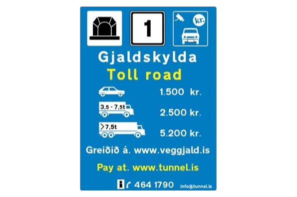 Toll-road-price