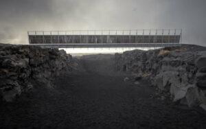 bridge between continents