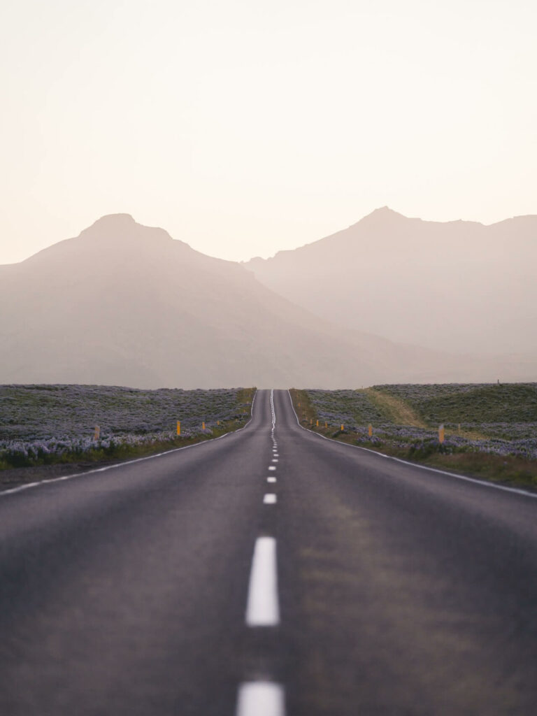 important info for driving in Iceland
