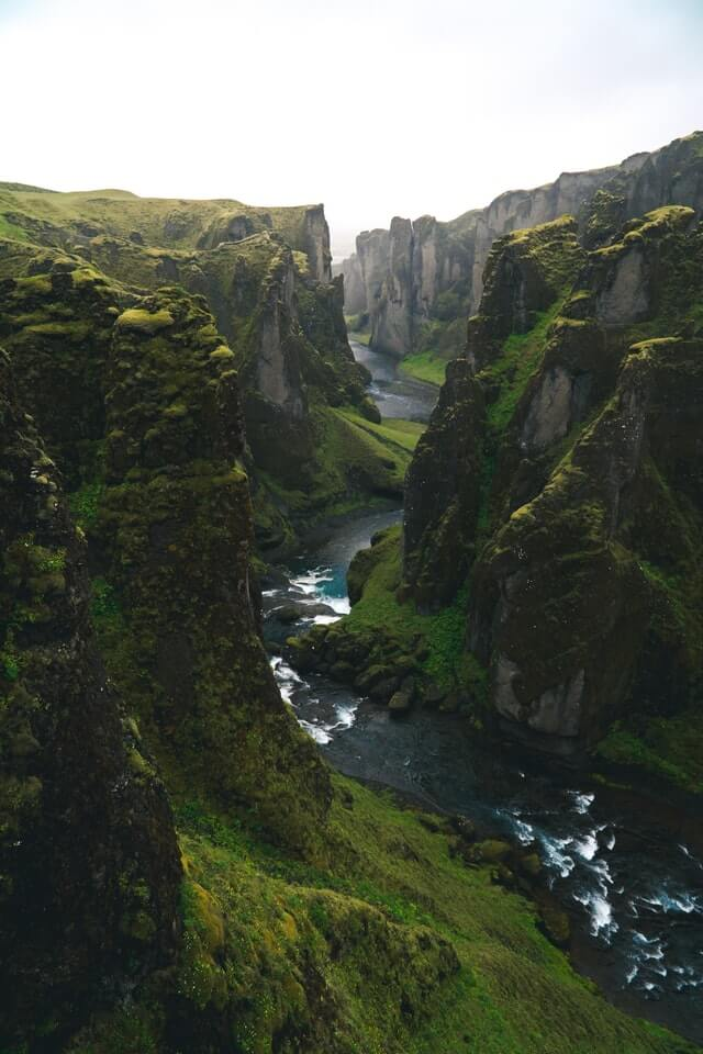 Green Valley Iceland