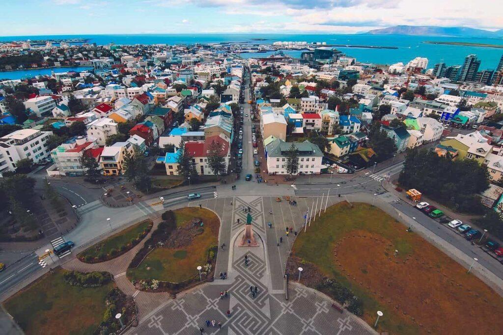 Reykjavik City Driving