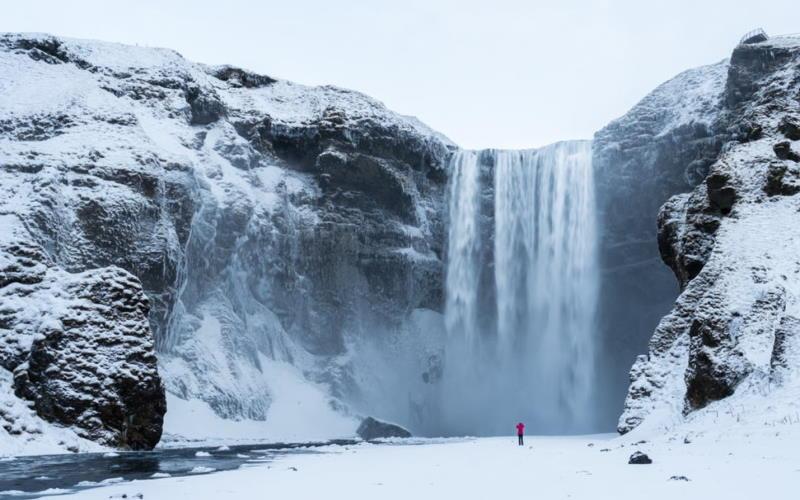 tips for visiting Skogafoss Waterfall