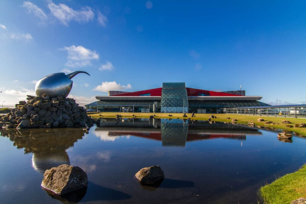 iceland airport